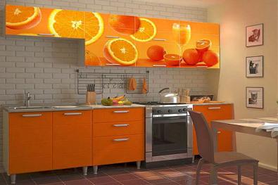Кухня Апельсиновый сок
